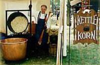 Hot Kettle Corn