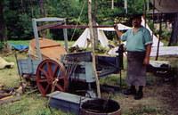 Festival Blacksmith
