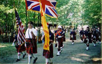 Akron & District Pipe Band